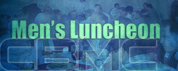 CBMC Luncheon